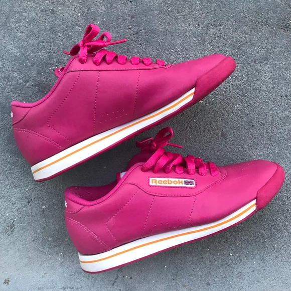 reebok womens pink shoes - 51% OFF